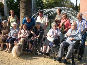 Servicios a las familias de personas mayores de nuestra señora del puig